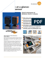 3D Vision Sensor (by ifm electronic)