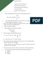 Chemistry 2015