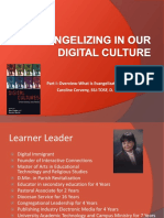 Evangelization Digital Age Parti 130530184952 Phpapp02