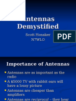 antenna for beginners