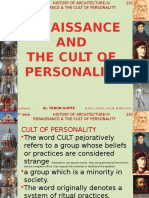 25_Renaissance and the Cult of Personality