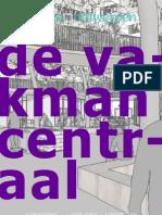 Sandersmoes.nl by Smoes Ontwerpen Ontwerp de Vakman Centraal - Oud Charlois Rotterdam - Architect / Prachtwijk / Parkwijk / Probleemwijk / Inpassing / Stedenbouw