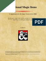 More Magic Items (10032611)