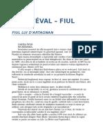 Paul Feval - Fiul lui D'Artagnan.pdf