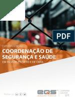 Booklet_Especialização em Coordenação de Segurança e Obra