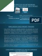 Taller Redes i - Cisco Packet Tracert