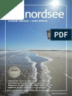 """Magazin """"die nordsee"""" 2017"""