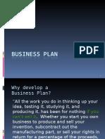 8 Nov 2012 BusinessPlan