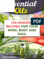 Essential Oils by Adrienne Stevens.epub