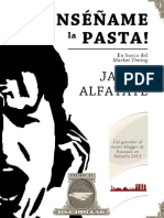 Javier Alfayate - T2 Enseñame La Pasta