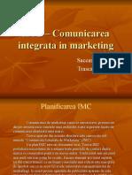 IMC – Comunicarea integrata in marketing