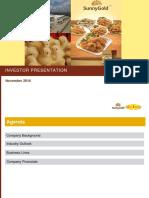 2016-11-01 Malindo Corporate Presentation IR (Nov 16)