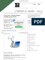 Como Usar o Mandic Magic_ Partilhe Senhas Wi-Fi