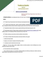 Decreto N. 6135 de 26 de Junho de 2007