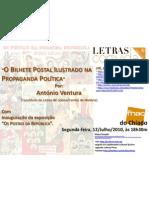 TertúliaLCV-AntónioVentura-Postais_da_República-2ªf-12Julho2010
