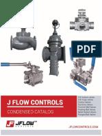 J Flow Condensed Brochure