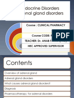 Adrenal Gland Disorders