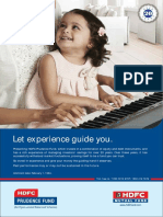 HDFC Prudence Fund Leaflet-July 2016 14072016