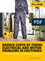Reduce Costs by Fixing Electrical and Motor Problems in Factories WHITEPAPER