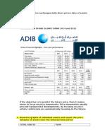 Abu Dhabi Securities Exchanges