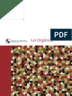 Lei Organica Do Banco de Portugal (2015)