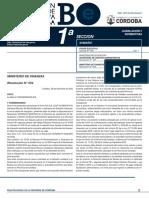 Boletín Córdoba 11-01