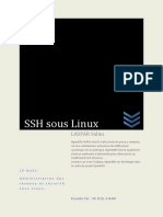 SSH CléPrivé ET CléPublique Sous Linux - Lasfar Salim