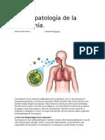 La Fisiopatología de La Neumonía