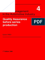 quality assuarance before series production VDA.pdf