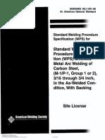 ANS-AWS B2.1-001-1990