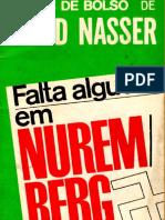 David Nasser - Falta Alguém Em Nuremberg