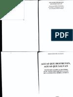 Diego Sanchez, Aguas Que Destruyen, Aguas Que Salvan