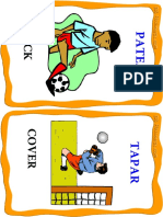 Sports Actions 1 (Medium)