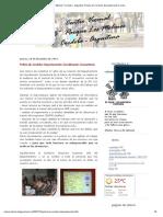 Centro Vecinal _B° Parque Los Molinos_ Cordoba - Argentina_ Policia de Cordoba_ Departamento Coordinacion Comunitaria