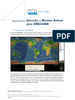 K00126 - Apéndice Selección y Montaje Antena Para ORBCOMM