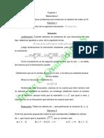 Matemáticas para Educación Integral Ejercicios y sus Resoluciones