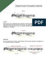 Elementos de Formas Musicales