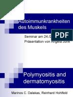 18 Polymyositis and Dermatomyositis