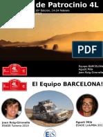 Dossier Patrocinio 4lbarcelonacomp