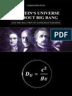 Einstien's Universe Without Bigbang