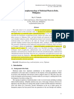 Study of Ethnopharmacology of Medicinal Plants in Iloilo, Philippines-1 by Rey G. Tantiado.pdf