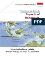 Traditional Medicines in Republic of Indonesia