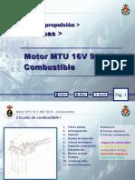 Mtu 16 v 956 Tb 91 08 Combustible