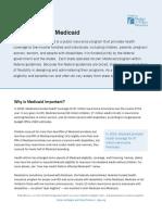 CBPP Medicaid Basics
