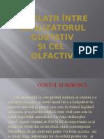 gustativ-olfactiv