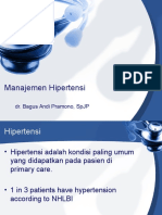 Hypertension Management