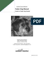 Aspca Sas Foster Dog No Vet Phone