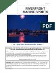 Riverfront Marine Newsletter January 2017