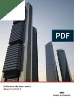 Informe Mercado Madrid Engel Volkers 2016