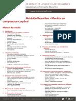 Temario Tecnico Nutricion 2015